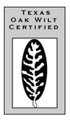 Texas Oak Wilt Certified