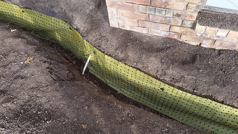 Homemade Tree Root Barrier 17