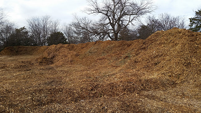 Mulch Delivery - Advanced Tree & Shrub Care, Inc  - Mulch